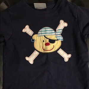 Hanna Andersson pirate tee